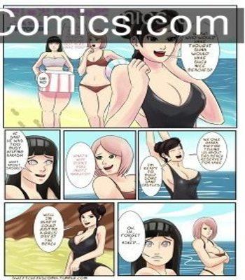 Porn Comics - Naruto – Beach Bunnies free Porn Comic
