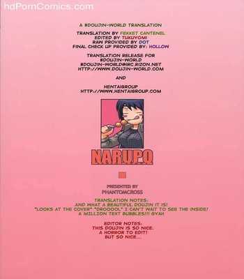 Naruto Hentai – Narupo free Porn Comic