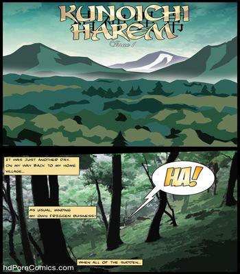 Naruto- Onagi Kunoichi Harem4 free sex comic
