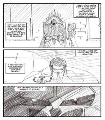 Naruto-Quest 0 – Princess Rescue Sex Comic