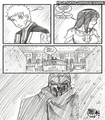 Naruto-Quest 1 – The Hero And The Princess! Sex Comic