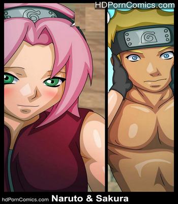 Porn Comics - Naruto & Sakura Sex Comic