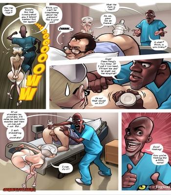 Night Nurse 120 free sex comic