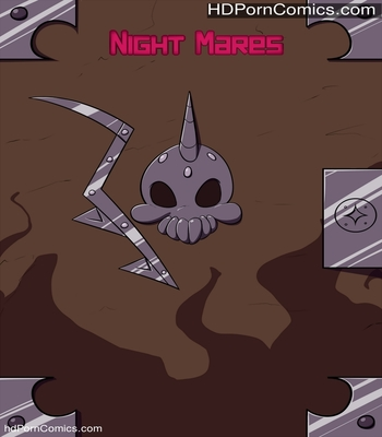 Porn Comics - Night Mares 1 Sex Comic