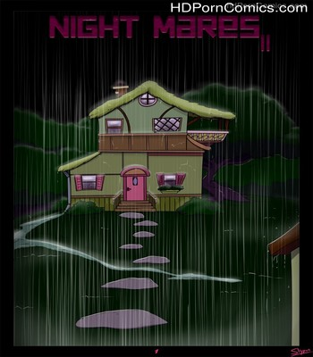 Porn Comics - Night Mares 2 Sex Comic
