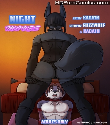 Porn Comics - Night Moves Sex Comic