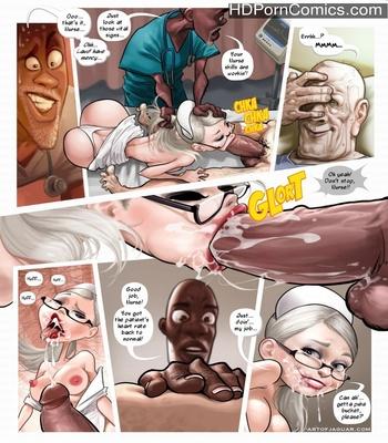 Night Nurse Sara 11 free sex comic