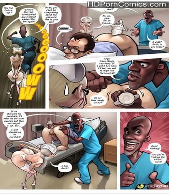 Night Nurse Sara 21 free sex comic