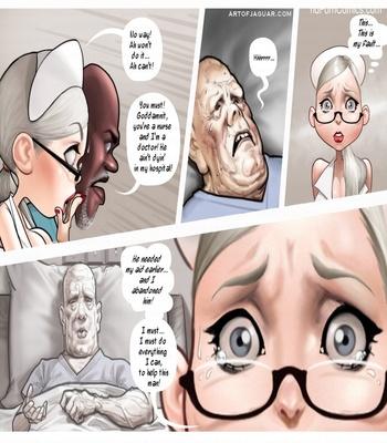 Night Nurse Sara 8 free sex comic
