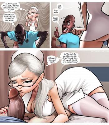 Night Nurse Sara 9 free sex comic