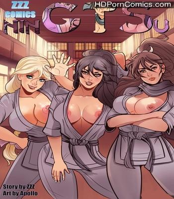 Porn Comics - Ningtsu Sex Comic