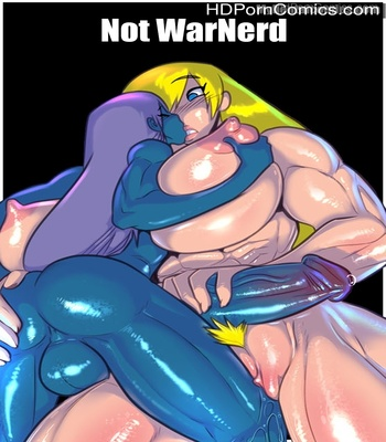 Porn Comics - Not WarNerd Sex Comic