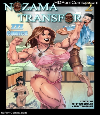 Porn Comics - Nozama Transfer 2 Sex Comic