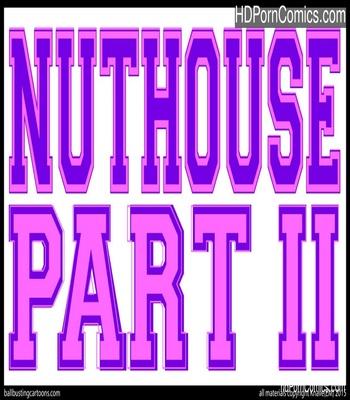 Porn Comics - Nut House 2 Sex Comic