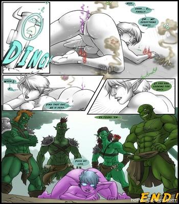 O.P. 2 – Hog-Tied Sex Comic