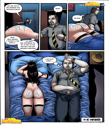Obsession Chapter 03 Milftoon free Porn Comic
