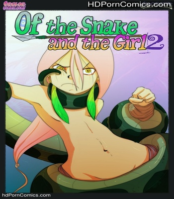 Porn Comics - Of The Snake And The Girl 2 Sex Comic