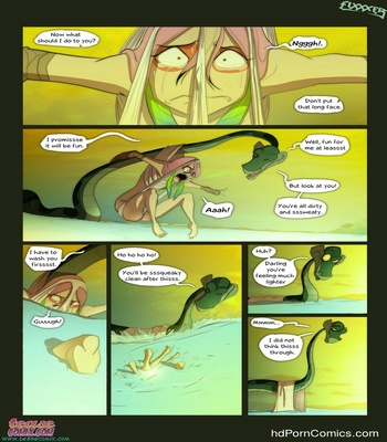 Of The Snake And The Girl 2 Sex Comic sex 10