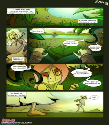 Of-The-Snake-And-The-Girl-222 free sex comic