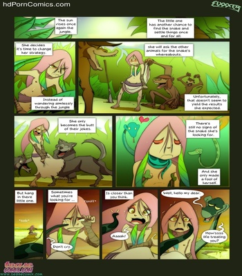 Of The Snake And The Girl 2 Sex Comic sex 5