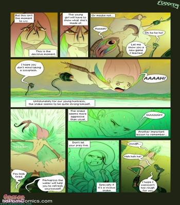 Of The Snake And The Girl 2 Sex Comic sex 7