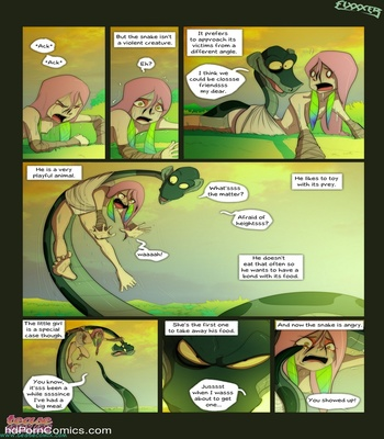 Of The Snake And The Girl 2 Sex Comic sex 8