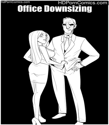 Porn Comics - Office Downsizing Sex Comic