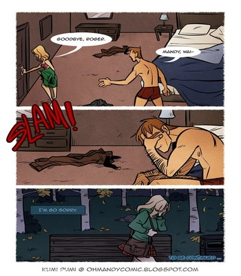 Oh! Mandy 2 Sex Comic