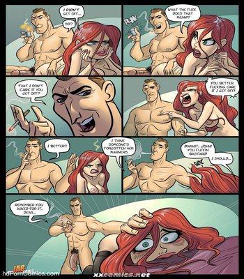 Omega Girl 3 - Porncomics12 free sex comic
