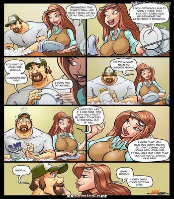 Omega Girl 3 - Porncomics13 free sex comic