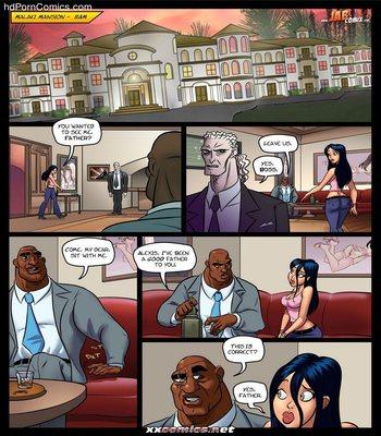 Omega Girl 3 - Porncomics2 free sex comic