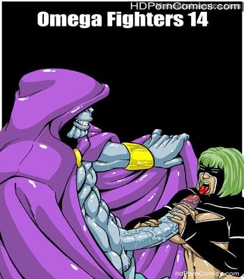 Porn Comics - Omega Fighters 14 Sex Comic