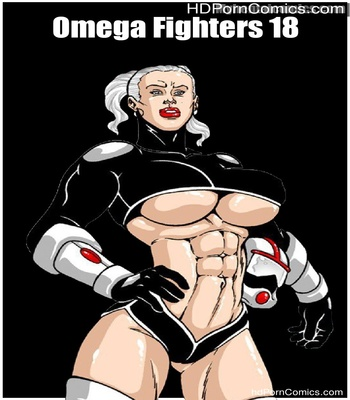 Porn Comics - Omega Fighters 18