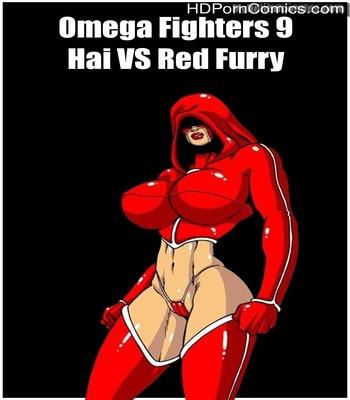 Porn Comics - Omega Fighters 9 – Hai VS Red Furry Sex Comic