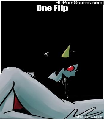 Porn Comics - One Flip Sex Comic