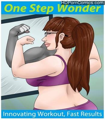 Porn Comics - One Step Wonder Sex Comic