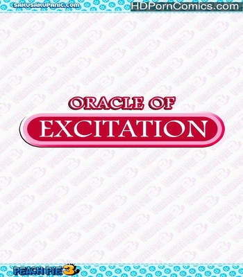 Porn Comics - Oracle Of Excitation Sex Comic
