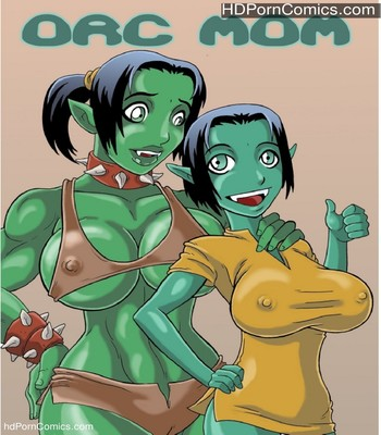 Porn Comics - Orc Mom Sex Comic
