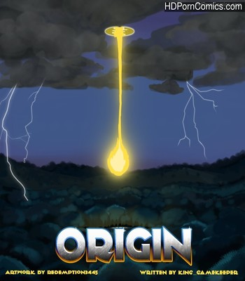 Porn Comics - Origin 1 Sex Comic