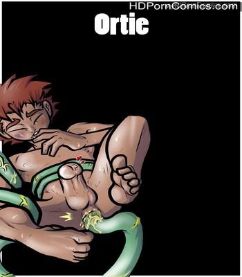 Porn Comics - Ortie Sex Comic