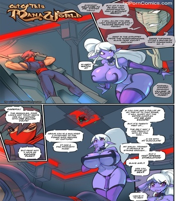 Out Of This ManaWorld Sex Comic sex 2
