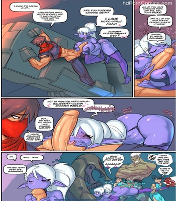 Out Of This ManaWorld Sex Comic sex 3