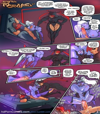 Out Of This ManaWorld Sex Comic sex 5