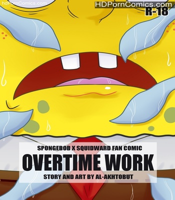 Porn Comics - Overtime Work Sex Comic