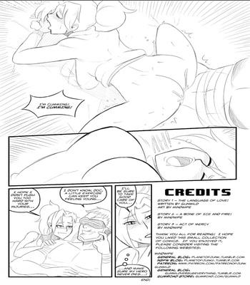 Overwaifu Anthology 1 Sex Comic