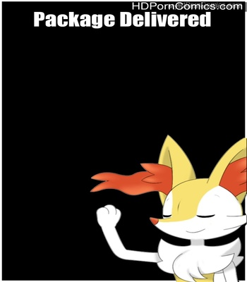 Porn Comics - Package Delivered Sex Comic