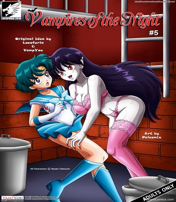 Palcomix -Vampires of the Night 1-562 free sex comic