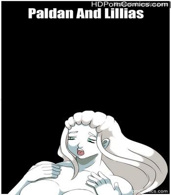 Porn Comics - Paldan And Lillias Sex Comic
