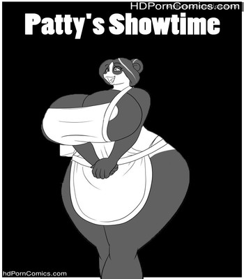 Porn Comics - Patty's Showtime Sex Comic