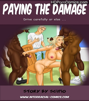 Porn Comics - Paying The Damage Sex Comic